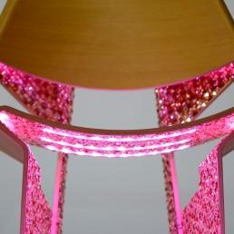 Pink Jalk David Rockwell