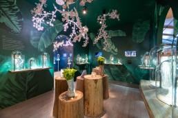 Swarovski Exhibit at Design Miami 2019
