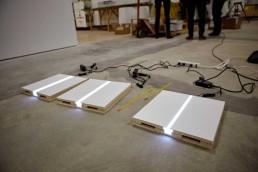 LED flooring