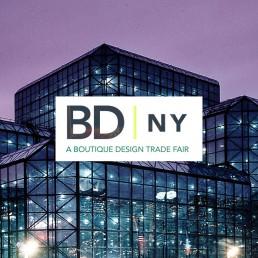 BDNY boutique design trade fair NYC 2017