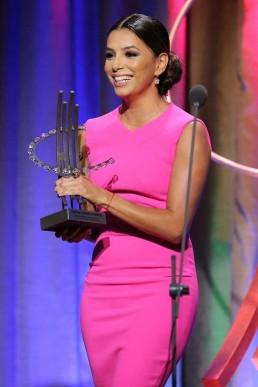 Eva Longoria Clinton Global Citizen Awards