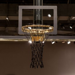 Nike Crystal Basketball Hoop