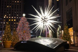 Orion's team worked closely with the Swarovski and Libeskind teams for over 2 years to produce the iconic Rockefeller Center Star