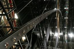 Orion was the fabrication partner for the set of the 91st Academy Awards, consisting of over 41,000 Swarovski crystals